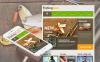 Prémium Halászati  Moto CMS HTML sablon New Screenshots BIG
