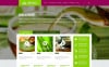 Responsives WordPress Theme für Kräuter  New Screenshots BIG