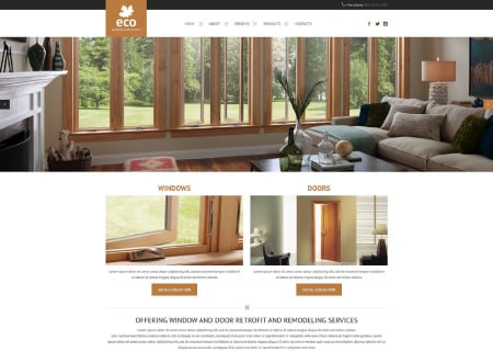 Windows & Doors Responsive