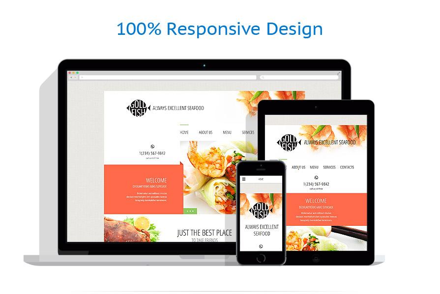 Modèles HTML5 Café et Restaurant #54814