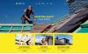 Responsivt Hemsidemall för takläggningsföretag New Screenshots BIG