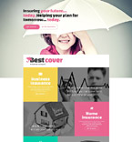 Landing Page  Template 54822
