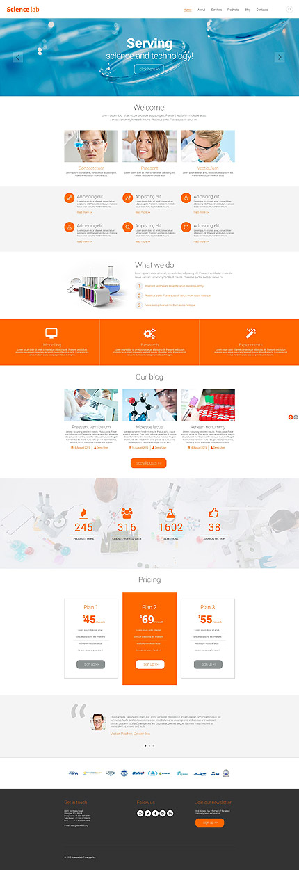 drupal 7 view template - science drupal template 54831