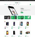 Electronics PrestaShop Template 54835