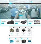 Travel OpenCart  Template 54836