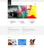 Art & Photography VirtueMart  Template 54838