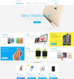 Electronics VirtueMart  Template 54839