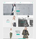 Fashion Shopify Template 54842