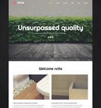 Furniture WordPress Template 54846