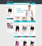 Fashion Magento Template 54848
