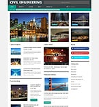 WordPress Template 54850