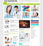 Medical WordPress Template 54851