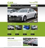 Cars Joomla  Template 54872