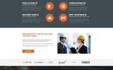 """Safety Consultants - Security Responsive Clean HTML"" Responsive Website template"