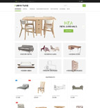 Furniture PrestaShop Template 54881