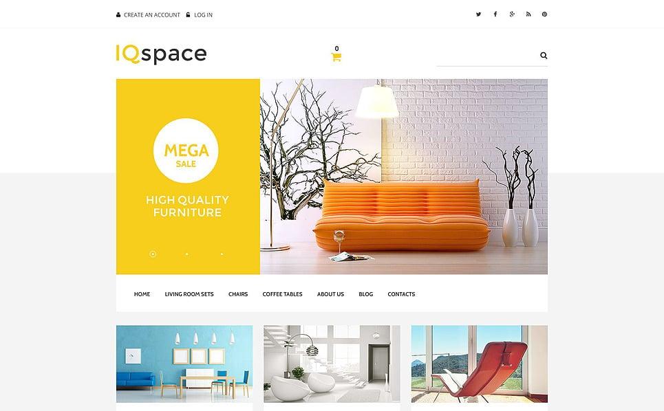 Thème VirtueMart adaptatif  pour site d'intérieur et de meubles New Screenshots BIG