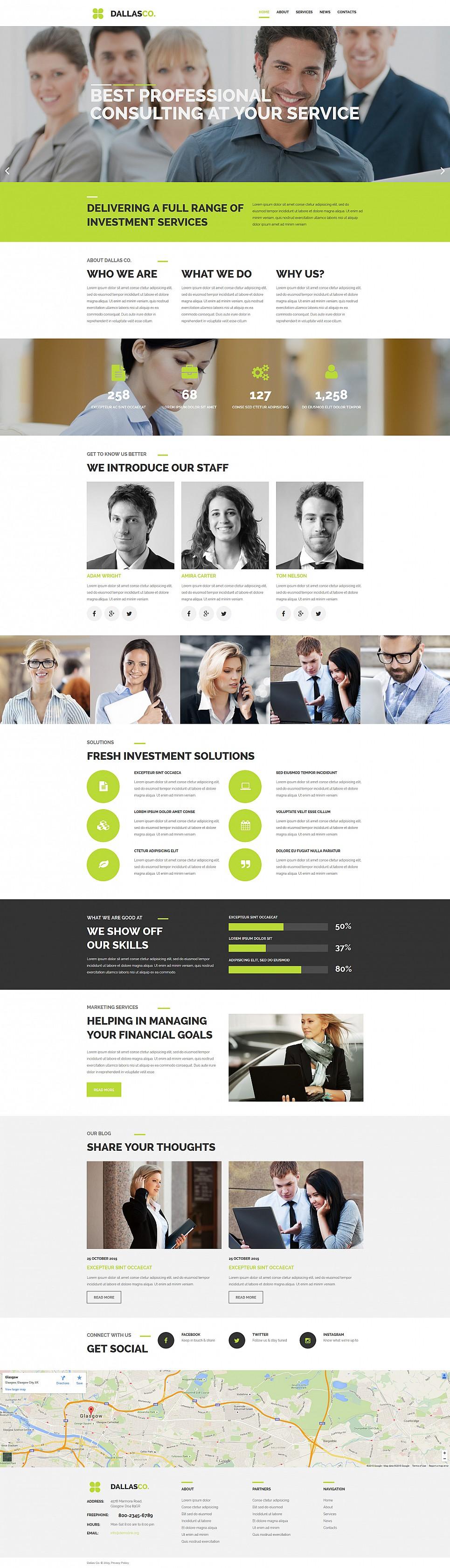 Professional Website Design for Business - image