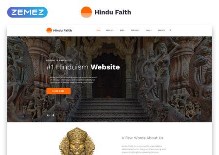 Hinduism Responsive