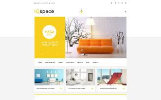 IQspace VirtueMart Template
