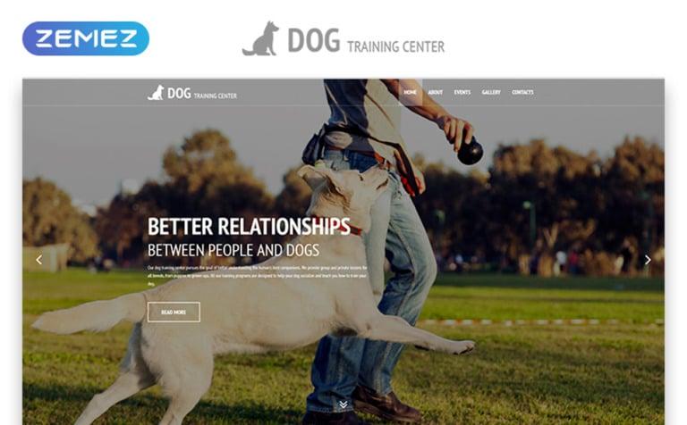 16 Animal & Pets Website Themes & Templates
