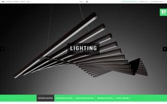 Lighting Online Store PrestaShop Theme