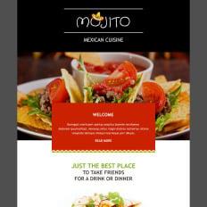 mexican restaurant templates templatemonster