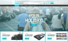 Responsive OpenCart Vorlage für Reiseshop  New Screenshots BIG