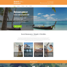 Trip guide a travel agency bootstrap responsive web template.