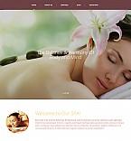Beauty Moto CMS 3  Template 54900