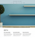 Real Estate Moto CMS 3  Template 54910