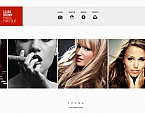 Art & Photography Photo Gallery  Template 54928