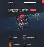 Electronics Magento Template 54932
