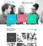 Education WordPress Template 54934