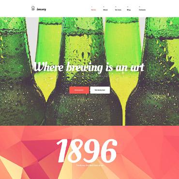 Купить  пофессиональные WordPress темы. Купить шаблон #54935 и создать сайт.