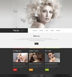 Beauty Muse  Template 54942