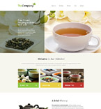 Food & Drink Muse  Template 54944
