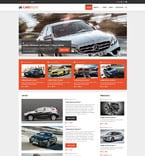 Cars Joomla  Template 54947
