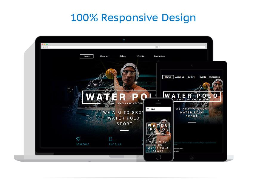 Modèles HTML5 Sport #54950