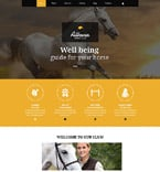 Animals & Pets Joomla  Template 54953