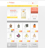 Beauty osCommerce  Template 54956