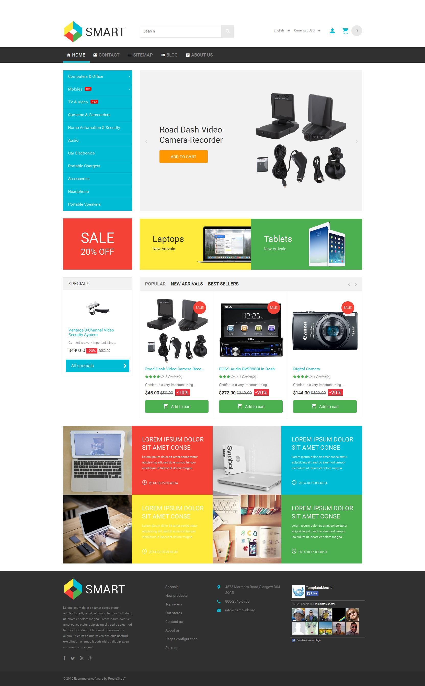 Создание сайта на prestashop сталепромышленная компания официальный сайт