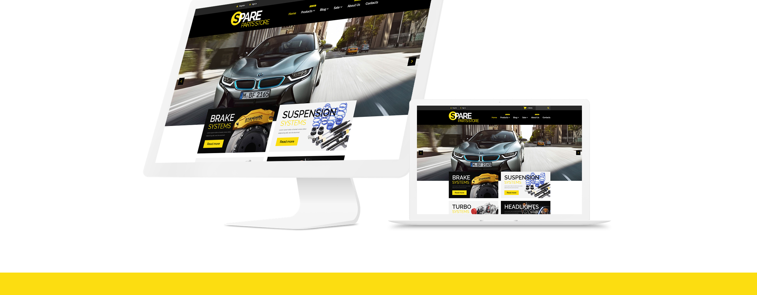 Auto Parts Shopify Theme