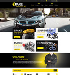 Cars Shopify Template 54971