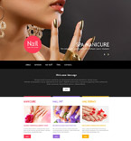 Beauty Muse  Template 54974