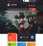 Games WooCommerce Template 54977