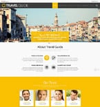 Travel WordPress Template 54988