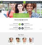 Education WordPress Template 54991