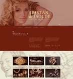 Jewelry Muse  Template 54999