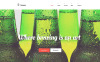Адаптивний WordPress шаблон на тему пивоварня New Screenshots BIG