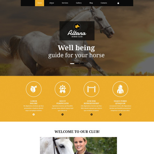 Altara - Joomla! Template based on Bootstrap